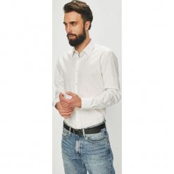 Joop! - Koszula. Szare koszule męskie JOOP!, z bawełny, z klasycznym kołnierzykiem, z długim rękawem. Za 399.90 zł.