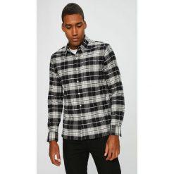 Levi's - Koszula. Brązowe koszule męskie Levi's, w kratkę, z bawełny, z klasycznym kołnierzykiem, z długim rękawem. Za 259.90 zł.
