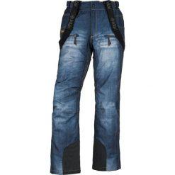 """Spodnie narciarskie """"Denimo M"""" w kolorze niebieskim. Spodnie snowboardowe męskie marki WED'ZE. W wyprzedaży za 545.95 zł."""