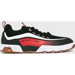 DC - Buty Legacy 98 Slim. Szare buty sportowe męskie DC, z gumy. Za 399.90 zł.