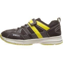 """Sneakersy """"Top Fly"""" w kolorze granatowo-żółtym. Trampki i tenisówki chłopięce marki bonprix. W wyprzedaży za 107.95 zł."""