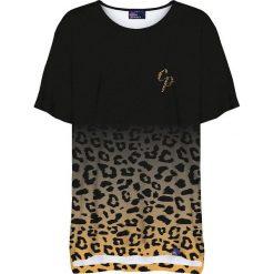 Colour Pleasure Koszulka damska CP-033 260 czarno-żółta r. uniwersalny. Bluzki damskie Colour Pleasure. Za 76.57 zł.
