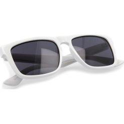 Okulary przeciwsłoneczne VANS - Squared Off VN00007EWHT White. Okulary przeciwsłoneczne męskie Vans. Za 89.00 zł.