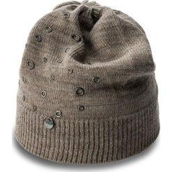 Czapka LIU JO - Cappello Applicazion N67248 M0300  Pale Brwon 60205. Brązowe czapki i kapelusze damskie Liu Jo, z bawełny. W wyprzedaży za 179.00 zł.