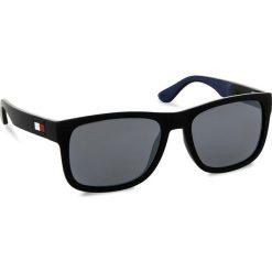 Okulary przeciwsłoneczne TOMMY HILFIGER - 1556/S Nero Blu D51. Okulary przeciwsłoneczne damskie marki QUECHUA. W wyprzedaży za 429.00 zł.
