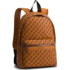 Plecak GUESS - HM6607 POL91 ORA. Brązowe plecaki damskie Guess, z aplikacjami, ze skóry ekologicznej. Za 629.00 zł.
