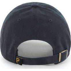 47brand - Czapka Pittsburgh Pirates. Czarne czapki i kapelusze męskie 47brand. Za 99.90 zł.