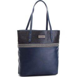 Torebka MONNARI - BAG9320-013 Navy. Niebieskie torebki do ręki damskie Monnari, ze skóry ekologicznej. W wyprzedaży za 199.00 zł.