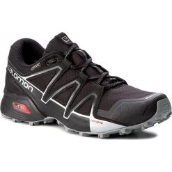 Buty SALOMON - Speedcross Vario 2 Gtx GORE-TEX 398468 29 V0 Phantom/Black/Monument. Czarne buty sportowe męskie Salomon, z gore-texu. W wyprzedaży za 429.00 zł.