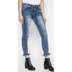 Answear - Jeansy Sporty Fusion. Szare jeansy damskie ANSWEAR. W wyprzedaży za 89.90 zł.