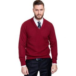 Sweter GERALDO SWTR000156. Swetry przez głowę męskie marki Giacomo Conti. Za 229.00 zł.