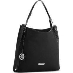 Torebka JENNY FAIRY - RH2039 Black. Czarne torebki do ręki damskie Jenny Fairy, ze skóry ekologicznej. Za 119.99 zł.