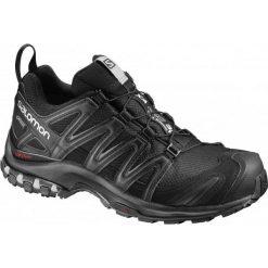 Salomon Buty Trekkingowe Xa Pro 3d Gtx W Black/Black/Grey 39.3. Czarne trekkingi damskie Salomon. W wyprzedaży za 549.00 zł.
