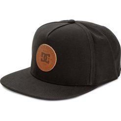 Czapka z daszkiem DC - Proceeder ADYHA03543 KVJ0. Czarne czapki i kapelusze męskie DC. W wyprzedaży za 109.00 zł.