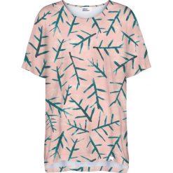 Colour Pleasure Koszulka damska CP-033 276 pomarańczowo-zielona r. uniwersalny. T-shirty damskie Colour Pleasure. Za 76.57 zł.