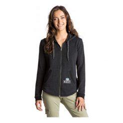 Roxy Bluza Hawser Hoodie B J Anthracite M. Czarne bluzy damskie Roxy, z nadrukiem. W wyprzedaży za 179.00 zł.