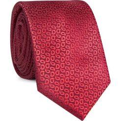 Krawat KWAR001618. Czerwone krawaty i muchy Giacomo Conti. Za 69.00 zł.