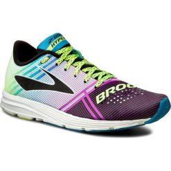 Buty BROOKS - Hyperion 120226 1B 529 Imperial Purple/Blue Jewel/Nightlife. Fioletowe obuwie sportowe damskie Brooks, z materiału. W wyprzedaży za 379.00 zł.