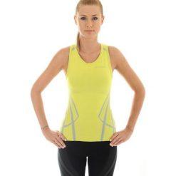 Brubeck Koszulka damska Fitness W bordowa  r. M (TA1015). Bluzki damskie Brubeck. Za 87.21 zł.