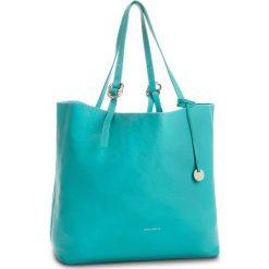 Torebka COCCINELLE - BN5 Davon E1 BN5 11 01 01 Turquoise/Metal 323. Zielone torby na ramię damskie Coccinelle. W wyprzedaży za 819.00 zł.