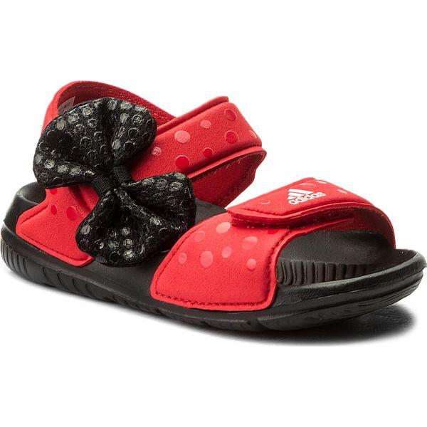 965eeed66de84 Sandały adidas - Dy M&M AltaSwim I CQ0108 Scarle/Cblack/Ftwwht ...