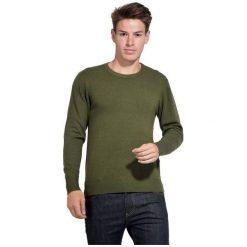 William De Faye Sweter Męski M Zielony. Zielone swetry przez głowę męskie William de Faye. Za 279.00 zł.