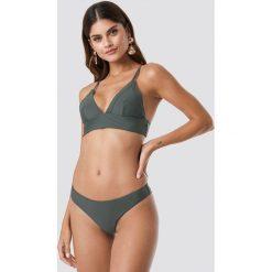 NA-KD Swimwear Dół bikini - Grey. Szare bikini damskie NA-KD Swimwear. Za 60.95 zł.