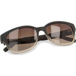 Okulary przeciwsłoneczne BOSS - 0251/S Brown Q5Y. Brązowe okulary przeciwsłoneczne damskie Boss, z tworzywa sztucznego. W wyprzedaży za 429.00 zł.