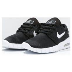 Nike SB STEFAN JANOSKI MAX Tenisówki i Trampki black/white. Buty sportowe chłopięce Nike SB, z materiału. W wyprzedaży za 341.10 zł.