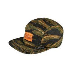 Czapka unisex Tigers Tripe Workwear Camper Strapback zielona (18-uniw). Zielone czapki i kapelusze damskie Official. Za 76.00 zł.