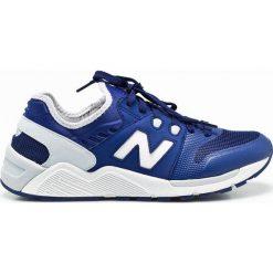 New Balance - Buty. Szare buty sportowe męskie New Balance, z materiału. W wyprzedaży za 269.90 zł.