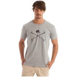 Polo Club C.H..A T-Shirt Męski M Szary. Szare koszulki polo męskie Polo Club C.H..A, z bawełny. W wyprzedaży za 119.00 zł.