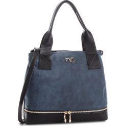 Torebka NOBO - NBAG-F2210-C013 Granatowy. Niebieskie torebki do ręki damskie Nobo, ze skóry ekologicznej. W wyprzedaży za 219.00 zł.
