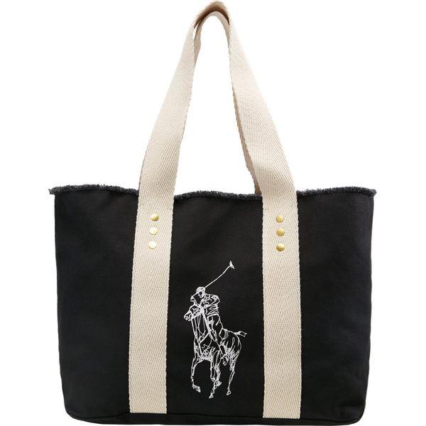 31d325919ddb2 Polo Ralph Lauren Torba na zakupy black - Torebki shopper damskie ...