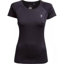 Koszulka treningowa damska TSDF602 - czarny - Outhorn. Czarne bluzki damskie Outhorn, z materiału. W wyprzedaży za 39.99 zł.