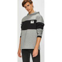 Puma - Bluza. Szare bluzy męskie Puma, z nadrukiem, z bawełny. Za 269.90 zł.