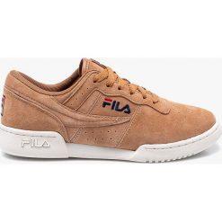 Fila - Buty Original Fitness. Różowe buty sportowe męskie Fila, z gumy. W wyprzedaży za 279.90 zł.