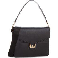 Torebka COCCINELLE - CJ5 Ambrine Soft E1 CJ5 12 04 01 Noir 001. Czarne torebki do ręki damskie Coccinelle, ze skóry. W wyprzedaży za 1,469.00 zł.