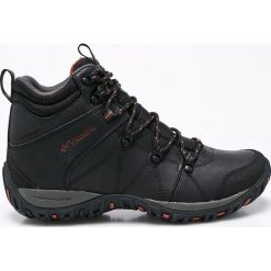 Columbia - Obuwie Peakfreak Venture Mid. Brązowe buty sportowe męskie Columbia, z materiału. W wyprzedaży za 429.90 zł.