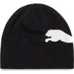 Czapka PUMA - Big Cat Beanie 052925 47 Black/Big Cat White. Czarne czapki i kapelusze damskie Puma. Za 65.00 zł.
