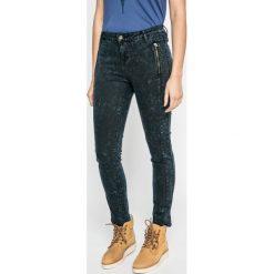 Rock Angel - Jeansy. Niebieskie jeansy damskie Rock Angel. W wyprzedaży za 99.90 zł.