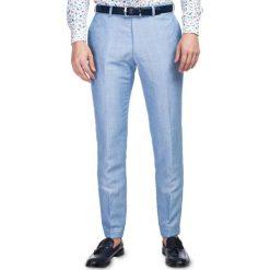 Spodnie LEONARDO GDNS900095. Eleganckie spodnie męskie marki Giacomo Conti. Za 599.00 zł.