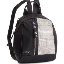 56cfe4f2f6280 Plecak NOBO - NBAG-G1240-C020 Czarny 1. Plecaki damskie marki Nobo.