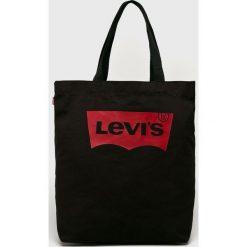 Levi's - Torebka. Brązowe torby na ramię damskie Levi's. Za 89.90 zł.