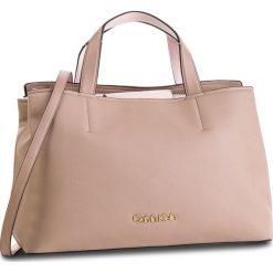 Torebka CALVIN KLEIN - Drive Tote Cb K60K604633 908. Brązowe torebki do ręki damskie Calvin Klein, ze skóry ekologicznej. Za 749.00 zł.