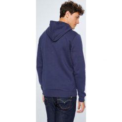 DC - Bluza. Szare bluzy męskie DC, z nadrukiem, z bawełny. W wyprzedaży za 249.90 zł.