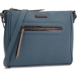 Torebka MONNARI - BAG5670-012 Blue. Niebieskie listonoszki damskie Monnari, ze skóry ekologicznej. W wyprzedaży za 129.00 zł.