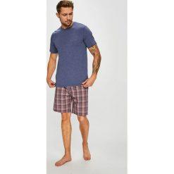 Calvin Klein Underwear - Piżama. Szare piżamy męskie Calvin Klein Underwear, z bawełny. Za 269.90 zł.