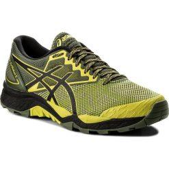 Buty ASICS - Gel-FujiTrabuco 6 T7E4N Sulphur Spring/Black/Four Leaf Clover 8990. Zielone buty sportowe męskie Asics, z materiału. W wyprzedaży za 369.00 zł.