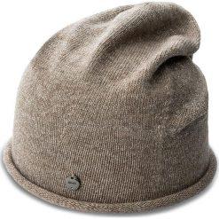 Czapka LIU JO - Capello Laminato N67273 M0300 Pale Brown 60205. Brązowe czapki i kapelusze damskie Liu Jo, z materiału. W wyprzedaży za 179.00 zł.